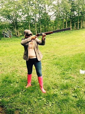 Clay Pigeon Shooting Hen Do