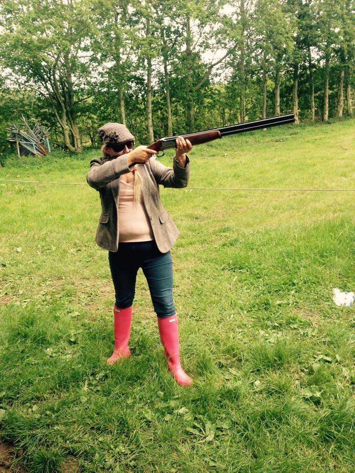 Clay Pigeon Shooting Hen Do